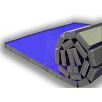 Ролл мат 40 мм (синий) - уцененный товар