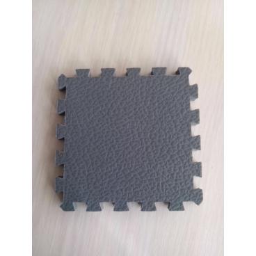 Модульное покрытие EVA. 500*500 мм, толщина 10 мм, плотность 55 Шор