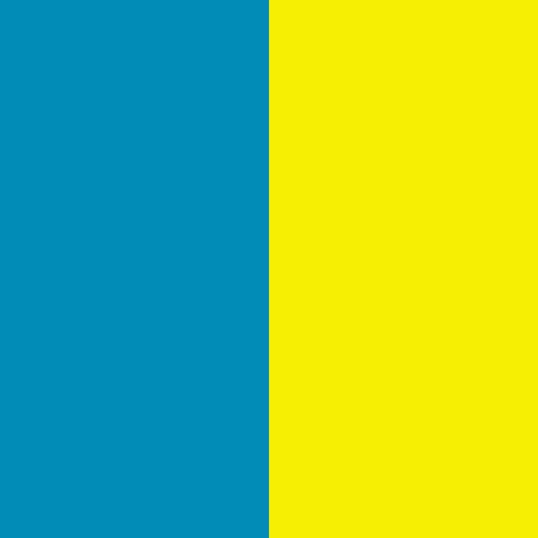 Сине-желтый