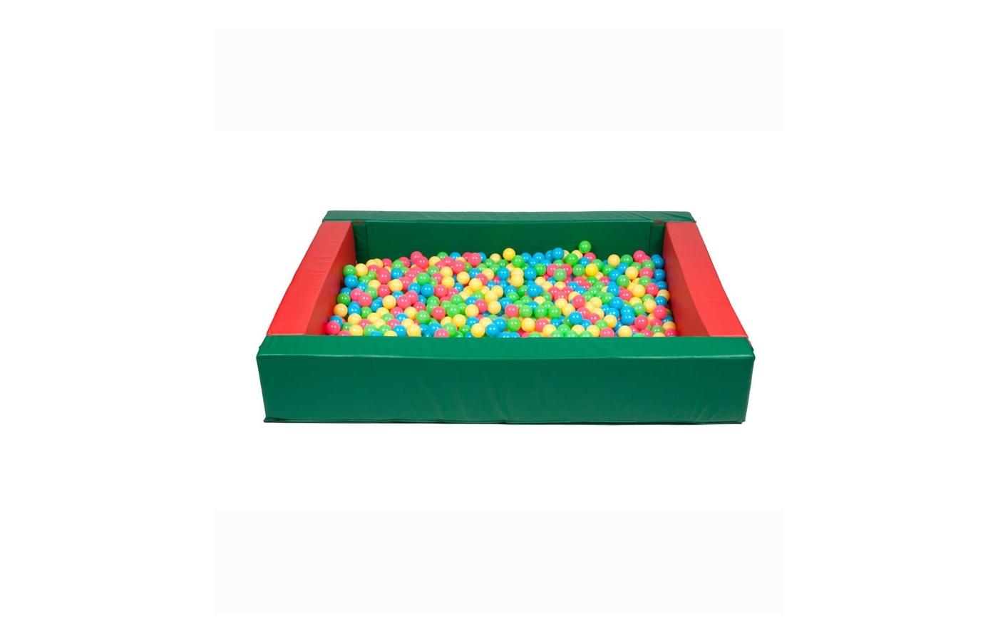 Прямоугольный сухой бассейн 2800х2400х700х200