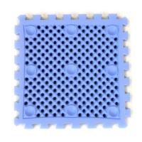 Модульное покрытия для бассейнов, саун и душевых комнат ECO-COVER