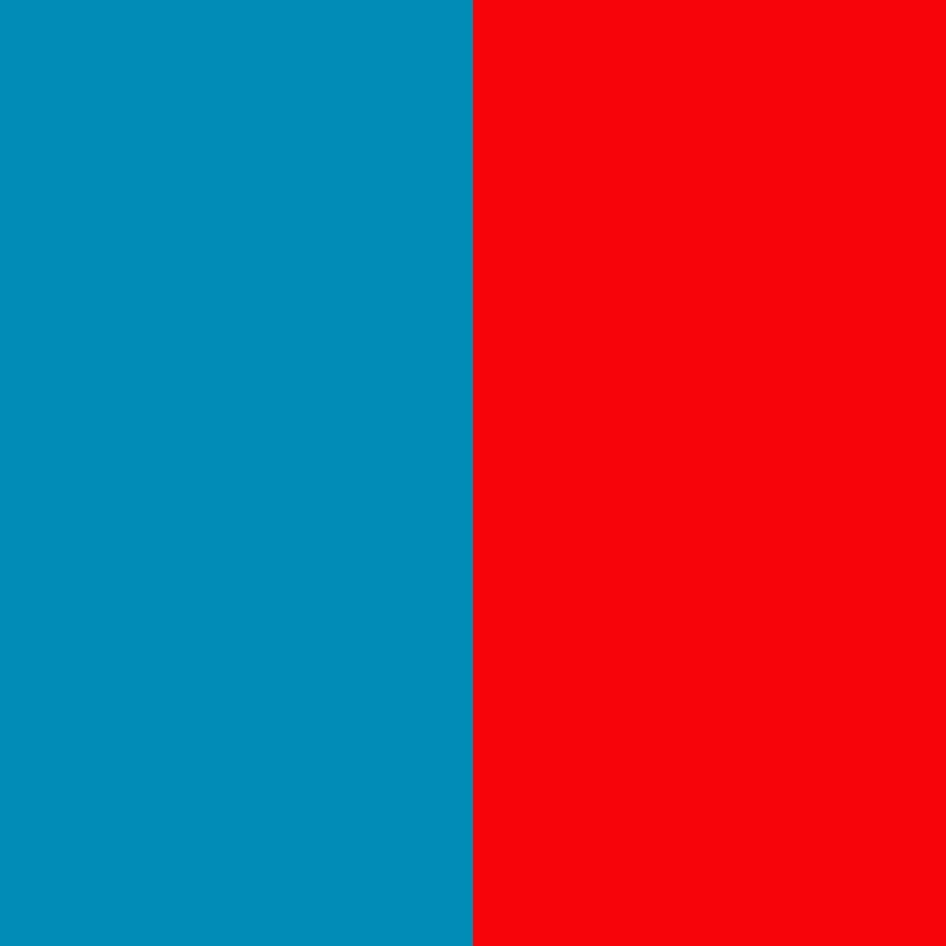 Сине-красный